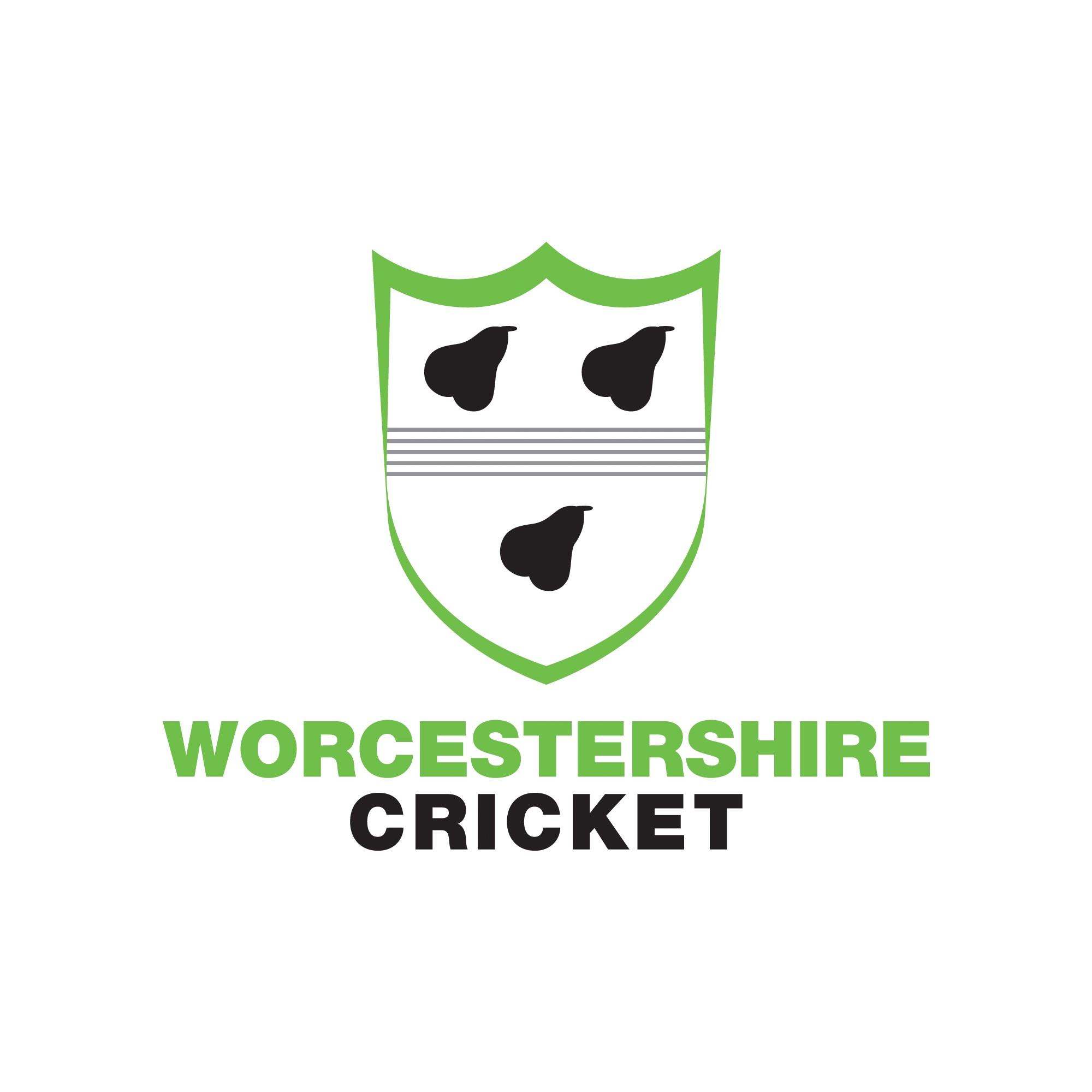 Worcestershire County Cricket Board Logo 1